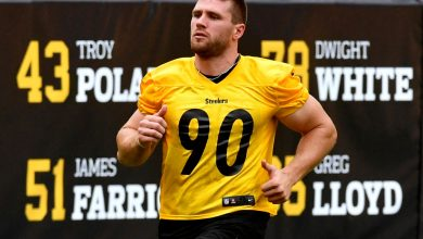 Steelers sign TJ Watt to massive deal after contract battle
