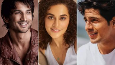 Taapsee Pannu, Sushant Singh Rajput, Sidharth Malhotra: When Bollywood celebs accepted fans' marriage proposals  | The Times of India