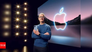 This is the tech that Apple CEO Tim Cook is really 'excited' about - Times of India