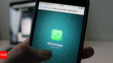 This new WhatsApp feature will protect users from abusive, spam messages - Times of India