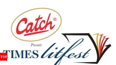 This weekend, catch Rushdie, Archer & Beth Reekles at the Times Litfest - Times of India