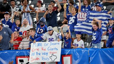 Time for Giants to give their returning fans reason to believe in them