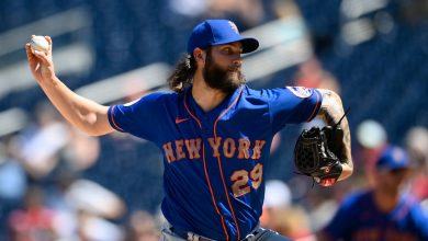 Trevor Williams' gutsy Mets outing comes with big assist from defense