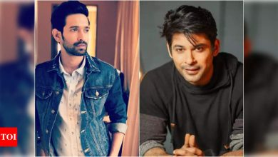 Vikrant Massey 'heartbroken' after Sidharth Shukla's demise: Absolutely stunned into silence - Times of India