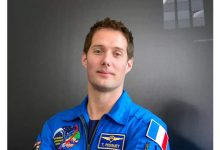 Watch an astronaut working out in space aboard the ISS - Times of India