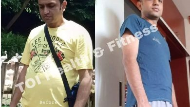 """Weight loss story: """"I don't eat after 6.30 pm to accelerate weight loss """"  