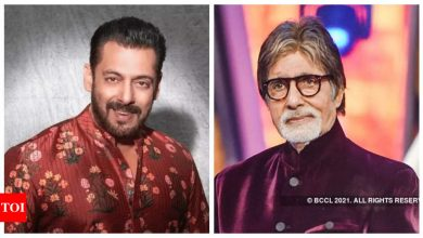 When Danny Denzongpa called Salman Khan the Amitabh Bachchan of the 80s - Times of India