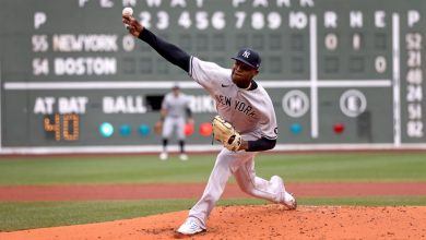Yankees 'hope' Domingo German can deliver big innings in stretch drive