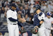 Yankees bullpen delivers encouraging outing in win over Rangers