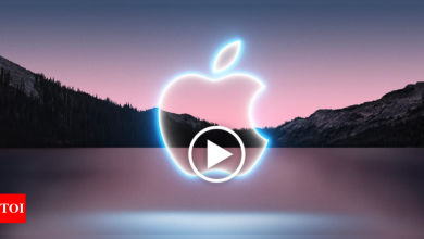 apple:  Apple iPhone 13 launch event: 5 ways to watch it on September 14 - Times of India