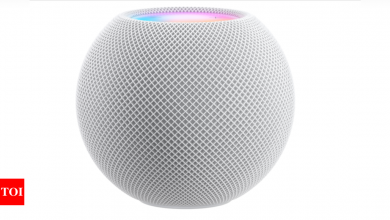homepod:  Soon, you will be able to use HomePod mini as your TV speaker - Times of India