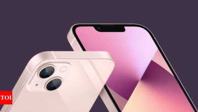 iphone 13:  Features in popular Android phones that you won't find in iPhone 13 - Times of India