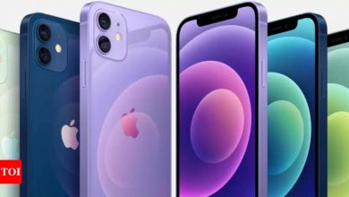 iphone 13 pro:  Apple iPhone 13 Pro may not get this storage variant - Times of India