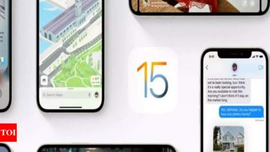 iphone:  Apple iOS 15 to be available for public from today, how to prepare your iPhone for update - Times of India
