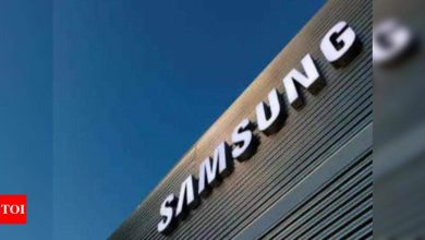 samsung:  Rumoured Samsung Galaxy M52 5G surfaced online in a new colour, reveals design and more - Times of India