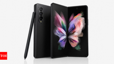 samsung:  Samsung gives buyers 5 reasons to take Galaxy Z Fold 3 5G's main display seriously - Times of India